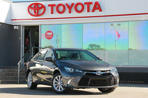 2015 Toyota Camry ASV50R MY15 Atara S Graphite 6 Speed Automatic Sedan Old Guildford Fairfield Area Preview