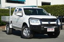 2012 Holden Colorado RG MY13 LX Space Cab White 6 Speed Sports Automatic Cab Chassis Acacia Ridge Brisbane South West Preview