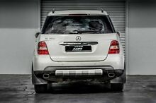 2005 Mercedes-Benz ML W163 350 Luxury (4x4) White 5 Speed Auto Tipshift Wagon Albion Brisbane North East Preview