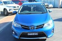 2012 Toyota Corolla ZRE182R Ascent Sport Blue 7 Speed CVT Auto Sequential Hatchback South Maitland Maitland Area Preview