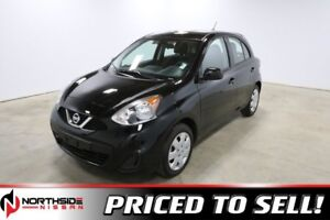 2017 Nissan Micra S Accident Free,  Bluetooth,