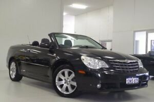 2010 Chrysler Sebring JS MY10 Limited Black 6 Speed Sports Automatic Convertible Myaree Melville Area Preview