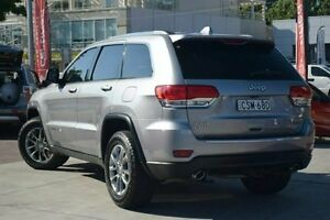 2013 Jeep Grand Cherokee WK MY14 Laredo (4x4) Silver 8 Speed Automatic Wagon Waitara Hornsby Area Preview
