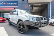 2009 Toyota Landcruiser Prado GRJ150R GXL Silver 5 Speed Sports Automatic Wagon Lonsdale Morphett Vale Area Preview
