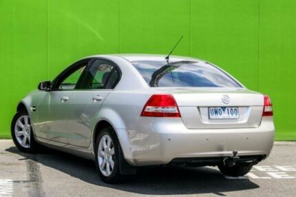 2007 Holden Berlina VE Silver 4 Speed Automatic Sedan Ringwood East Maroondah Area Preview