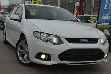 2012 Ford Falcon FG MkII XR6 Winter White 6 Speed Sports Automatic Sedan Pearce Woden Valley Preview
