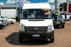 2012 Ford Transit VM 280 Low Roof MWB White 6 Speed Manual Van Wilson Canning Area Preview