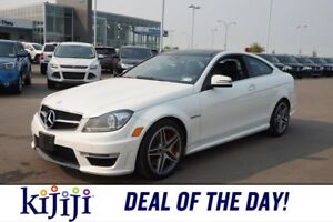 2013 Mercedes-Benz C-Class AMG COUPE Navigation (GPS),  Heated S