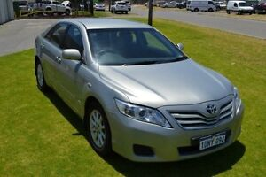 2010 Toyota Camry ACV40R 09 Upgrade Altise Silver 5 Speed Automatic Sedan Maddington Gosnells Area Preview