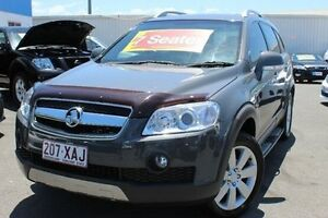 2010 Holden Captiva CG MY10 LX AWD Grey 5 Speed Sports Automatic Wagon Yeerongpilly Brisbane South West Preview