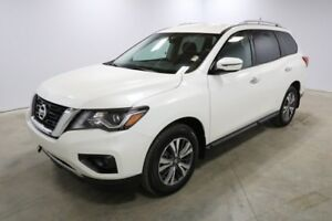 2018 Nissan Pathfinder 4X4 SV TECH V6 Bluetooth, Heated Front Se