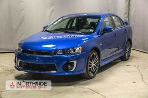 2017 Mitsubishi Lancer GTS ALL WHEEL DRIVE AWC PREMIUM PACKAGE,