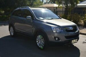 2013 Holden Captiva CG MY13 5 LT Grey 6 Speed Sports Automatic Wagon Norwood Norwood Area Preview