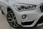 2017 BMW X1 F48 xDrive25i Steptronic AWD Silver 8 Speed Sports Automatic Wagon Waitara Hornsby Area Preview