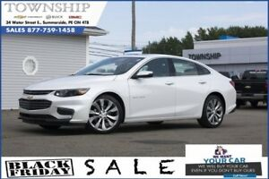 2017 Chevrolet Malibu Premier - 0% Up to 84 Months!