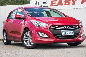 2014 Hyundai i30 GD Active Tourer Red 6 Speed Sports Automatic Wagon Gosnells Gosnells Area Preview