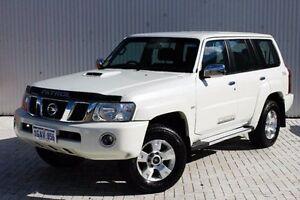2012 Nissan Patrol White Automatic Wagon Embleton Bayswater Area Preview
