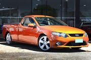 2011 Ford Falcon FG XR6 Ute Super Cab Turbo Orange 6 Speed Sports Automatic Utility Parramatta Parramatta Area Preview