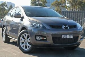 2007 Mazda CX-7 ER1031 MY07 Luxury Grey 6 Speed Sports Automatic Wagon Docklands Melbourne City Preview