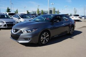 2017 Nissan Maxima PLATINUM 3.5 Navigation, Leather Heated & Coo