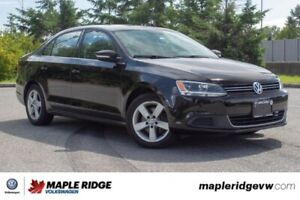 2014 Volkswagen Jetta Sedan Comfortline LOCAL CAR, PRICED TO SEL