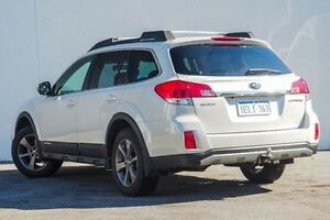 2014 Subaru Outback B6A MY15 2.5i CVT AWD White 6 Speed Constant Variable Wagon Bellevue Swan Area Preview