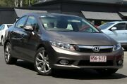 2012 Honda Civic 9th Gen Sport Bronze 5 Speed Sports Automatic Sedan Nundah Brisbane North East Preview