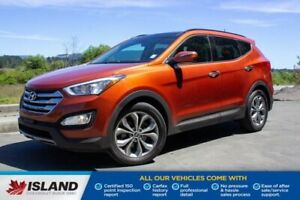 2014 Hyundai Santa Fe Sport SE, Moonroof, Leather Interior