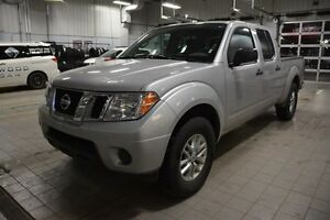 2016 Nissan Frontier SV CREWCAB 4X4 Accident Free,  Bluetooth,