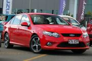 2010 Ford Falcon FG XR6 Red 6 Speed Sports Automatic Sedan Wavell Heights Brisbane North East Preview