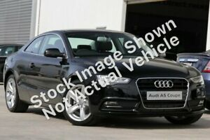 2012 Audi A5 8T MY12 Multitronic Black 8 Speed Constant Variable Coupe Bowen Hills Brisbane North East Preview
