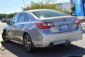 2016 Subaru Liberty B6 MY16 2.5i CVT AWD Premium Ice Silver 6 Speed Constant Variable Sedan Willagee Melville Area Preview