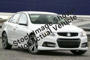 2015 Holden Commodore VF MY15 SV6 Storm White 6 Speed Sports Automatic Sedan Brookvale Manly Area Preview
