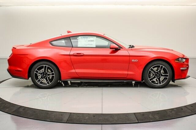 2020 Ford Mustang Gt Coupe Mpg