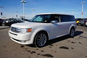 2011 Ford Flex AWD LIMITED Navigation (GPS),  Leather,  Heated S