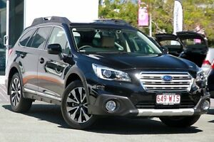 2015 Subaru Outback B6A MY15 3.6R CVT AWD Black 6 Speed Constant Variable Wagon Toowong Brisbane North West Preview