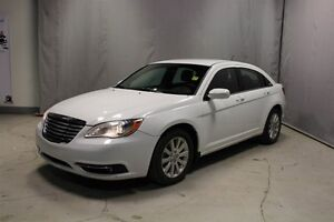 2014 Chrysler 200 TOURING Heated Seats,  A/C, Edmonton Edmonton Area image 1