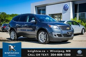 2014 Chevrolet Traverse 1LT AWD w/ Backup Camera