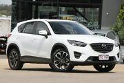 2016 Mazda CX-5 KE1032 Akera SKYACTIV-Drive AWD White 6 Speed Sports Automatic Wagon Moorooka Brisbane South West Preview