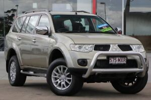 2009 Mitsubishi Challenger PB (KH) MY10 LS Gold 5 Speed Sports Automatic Wagon Kippa-ring Redcliffe Area Preview