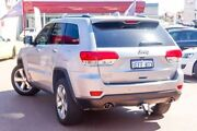 2013 Jeep Grand Cherokee WK MY2014 Limited Silver 8 Speed Sports Automatic Wagon Fremantle Fremantle Area Preview