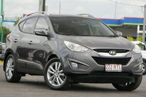 2011 Hyundai ix35 LM MY11 Highlander AWD Grey 6 Speed Sports Automatic Wagon Brendale Pine Rivers Area Preview