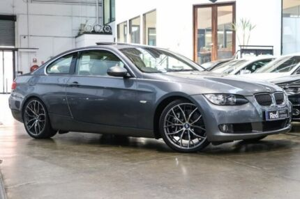 2007 BMW 335i E92 MY08 Steptronic Grey 6 Speed Sports Automatic Coupe Port Melbourne Port Phillip Preview