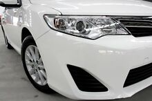 2014 Toyota Camry AVV50R Hybrid H White Continuous Variable Sedan Coopers Plains Brisbane South West Preview