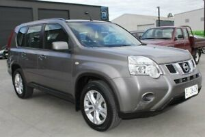 2013 Nissan X-Trail T31 Series 5 ST (4x4) Silver 6 Speed CVT Auto Sequential Wagon Mowbray Launceston Area Preview