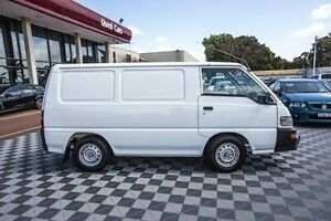 2012 Mitsubishi Express SJ MY12 SWB White 5 Speed Manual Van Alfred Cove Melville Area Preview