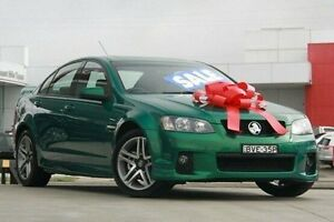 2011 Holden Commodore VE II SV6 Green 6 Speed Sports Automatic Sedan Pennant Hills Hornsby Area Preview