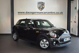 2015 15 MINI HATCH COOPER 1.5 COOPER D 5DR PEPPER PACK 114 BHP DIESEL