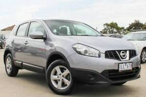 FROM $72 P/WEEK ON FINANCE* 2012 NISSAN DUALIS ST HATCH Coburg Moreland Area Preview