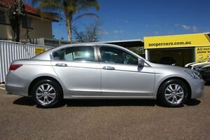 2010 Honda Accord 8th Gen MY10 VTi Silver 5 Speed Sports Automatic Sedan Chermside Brisbane North East Preview
